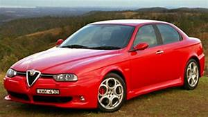Alfa Romeo 156 Workshop Service Repair Manual
