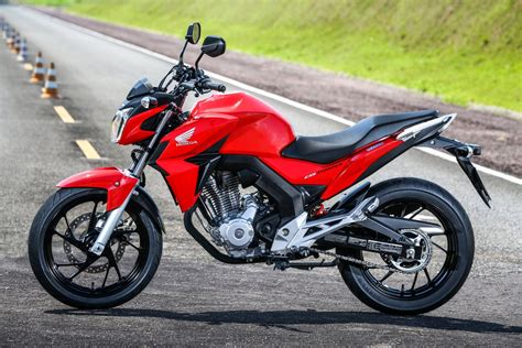 honda cb 250 2016 honda cb twister 250 has been launched in brazil
