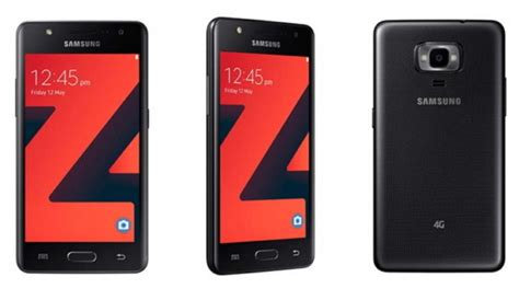 samsung z4 smartphone with tizen os unveiled to launch in india this month