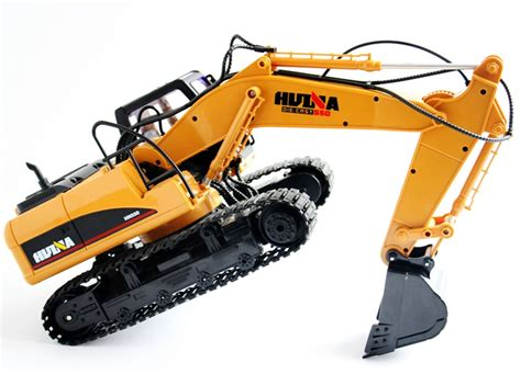 Harga Rc Excavator Huina 15 channels metal version rc huina wireless remote