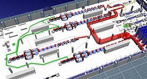 Material Flow Visualization In Tecnomatix Plant Si    - Siemens Plm Community