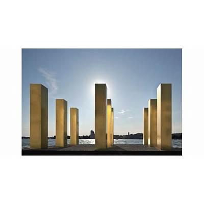 The Sky Over Nine Columns at Venice Biennial