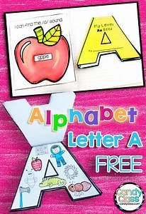 alphabet activities ideas a free flip book With interactive letters