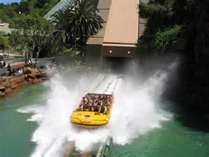 Jurassic Park Ride Universal Studios Orlando