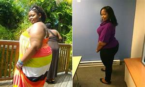 Despite Thinking She Was  U0026 39 Meant To Be Big U0026 39   Tanisha Williams Lost More Than 100 Pounds