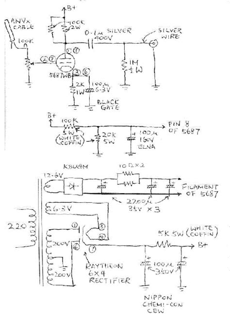 audio note m7 line pre diyaudio