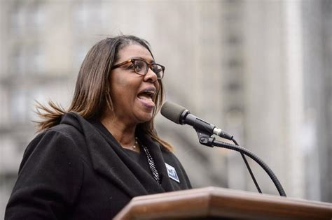 Letitia James Demands Nyc, Fed Probe Into Bill O'reilly