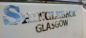 boat lettering With stainless steel boat lettering