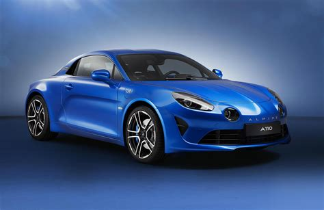 Alpine A110 Is A Compact And Agile French Sports Car