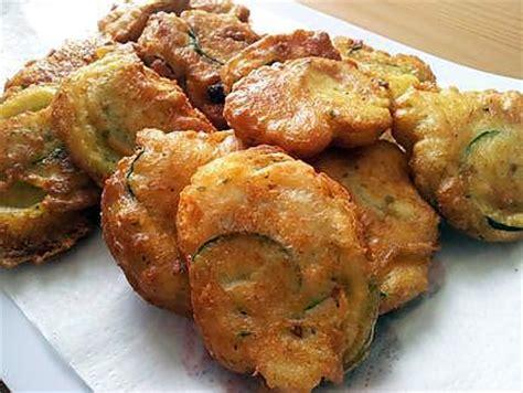 recette de beignets de courgettes aux parmesan