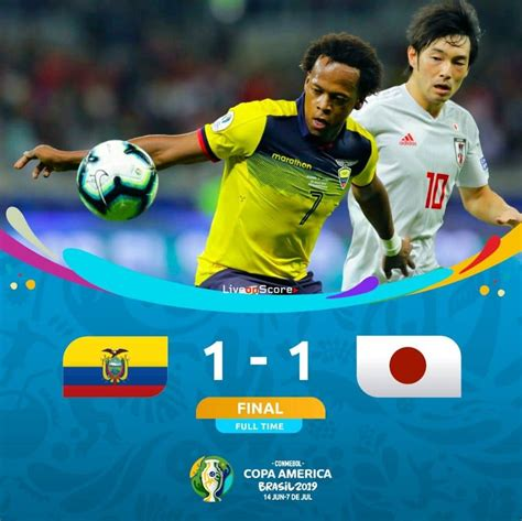 It is the oldest continental championship in the world. Ecuador 1-1 Japan Highlight Video - Copa America 2019