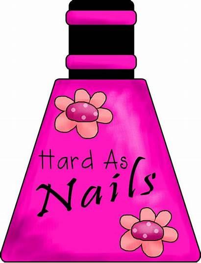 Nail Girly Salon Spa Polish Makeup Beauty