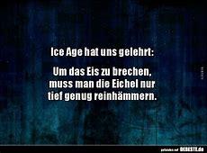 ice age Witze und Sprüche DEBESTEde