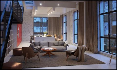 chilled  contemporary living rooms