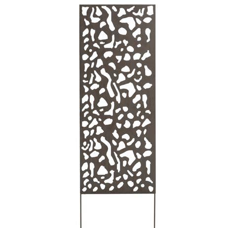 decoration panel panneau en metal nortene