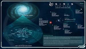 Osiris New Dawn - Gliese 581 Star System Chart by ...