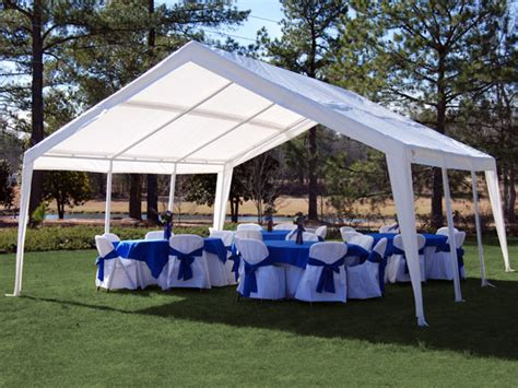 King Canopy 12x20 To 20x20 Expandable Aframe Canopy