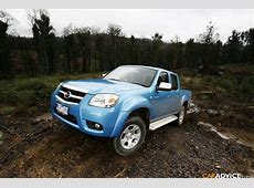 2008 Mazda BT50 range photos CarAdvice