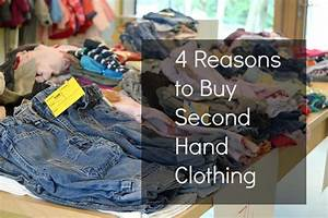 4, Reasons, To, Buy, Second, Hand, Clothing, U2013, Trimester, Fashion