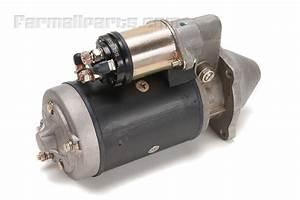12v Starter - Starters - Farmall Parts