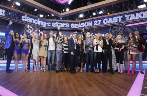 Dancing with the Stars: Season 27 Celebrity Cast Announced ...