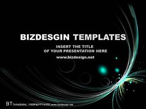 Flash wave abstract powerpoint templates for Flash powerpoint presentation templates