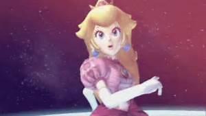Cosplay Mama Mia Liz Katz As Princess Peach
