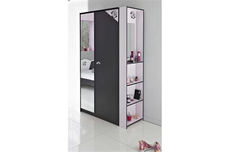 chambre fille pas cher armoire fille pas cher reverso armoire portes blanc with