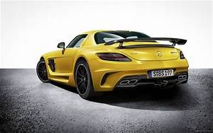 Mercedes-Benz SLS AMG Black Series 2014 Widescreen Exotic ...