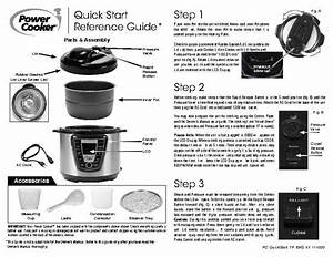 Power Pressure Cooker  6qt