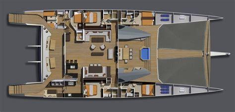 Boat Interior Layout by 110 Luxury Catamaran Interior Layout Superyachts News
