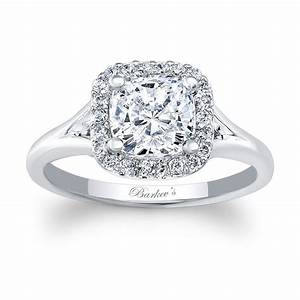 barkev39s cushion cut engagement ring 7999l With cushion cut wedding rings