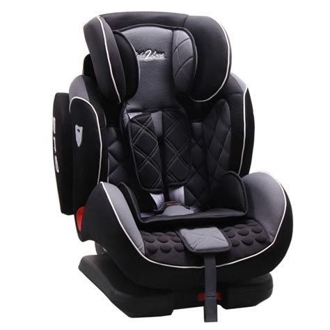si鑒e auto syst鑪e isofix si 232 ge auto cocoon grey iso fix groupe 1 2 3 9 36 kg