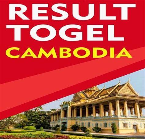 data pengeluaran cambodia  keluaran sgp