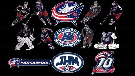 They are members of the metropolitan division of the eastern conference of the national hockey league (nhl). Columbus Blue Jackets Computermade Wallpaper - YouTube