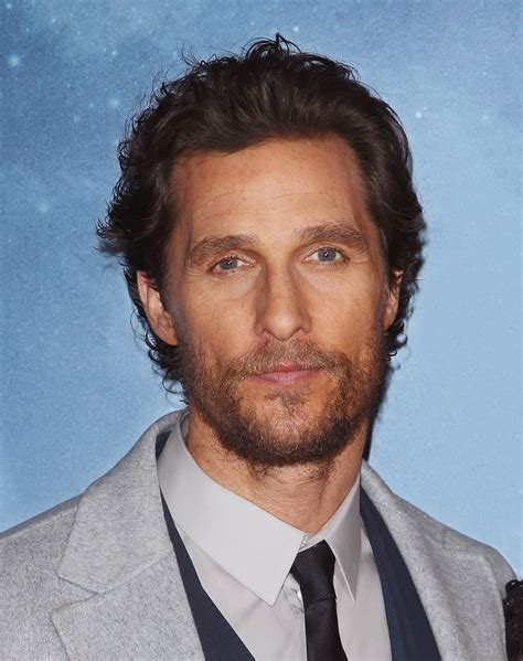Matthew Mcconaughey Promotes Interstellar Kelly