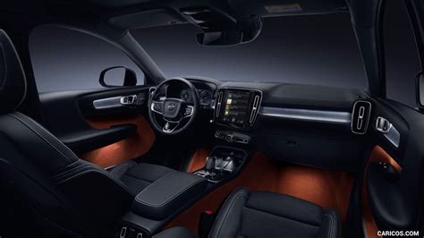volvo xc interior hd wallpaper