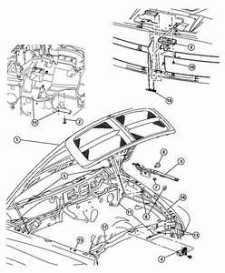 Dodge Ram 3500 Silencer  Hood  Without  Hood Power Bulge   Insulation  Diesel