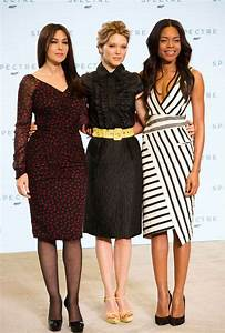 Spectre Bond girls Monica Bellucci and Léa Seydoux invoved ...