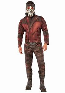 Deluxe Star-Lord Costume for Men