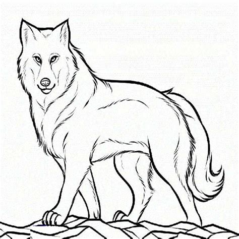 wolf coloring book wolf with pup coloring pages az coloring pages