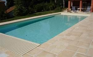 Piscine Sans Margelle : margelles et dalles castellane giverny carr d 39 arc ~ Premium-room.com Idées de Décoration