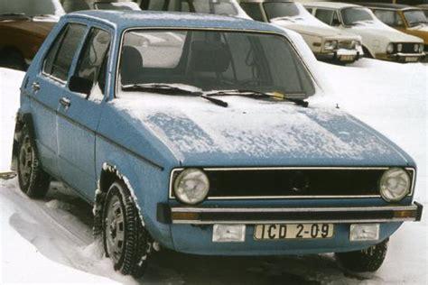 1978 Volkswagen Golf L Diesel Related Infomation