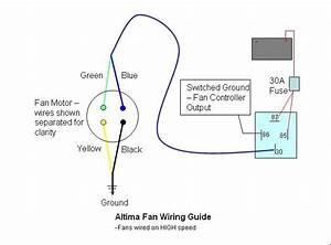 Fan Wiring Question
