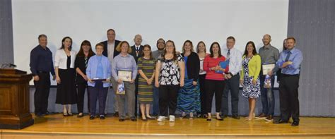 region 5 pta announces annual award recipients