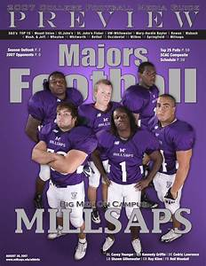 2007 Millsaps College Football Media Guide By Millsaps