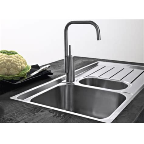 kitchen sink franke franke neptune nex 251 stainless steel sink baker and soars 2719