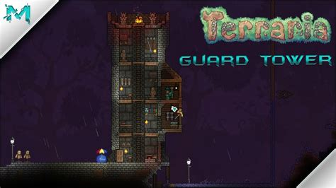 Terraria Building With Mobius