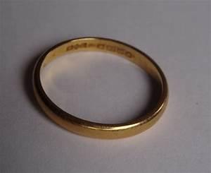 antiques atlas good english 22ct gold wedding band ring With english wedding rings