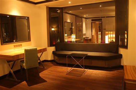 synthetic rattan furniture projects hotel  resto
